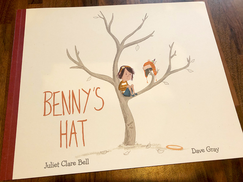 Benny's Hat book cover